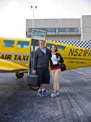 Yellow Air Taxi Mel & Andy.jpg